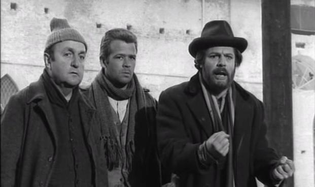 I Compagni, di Mario Monicelli, 1963