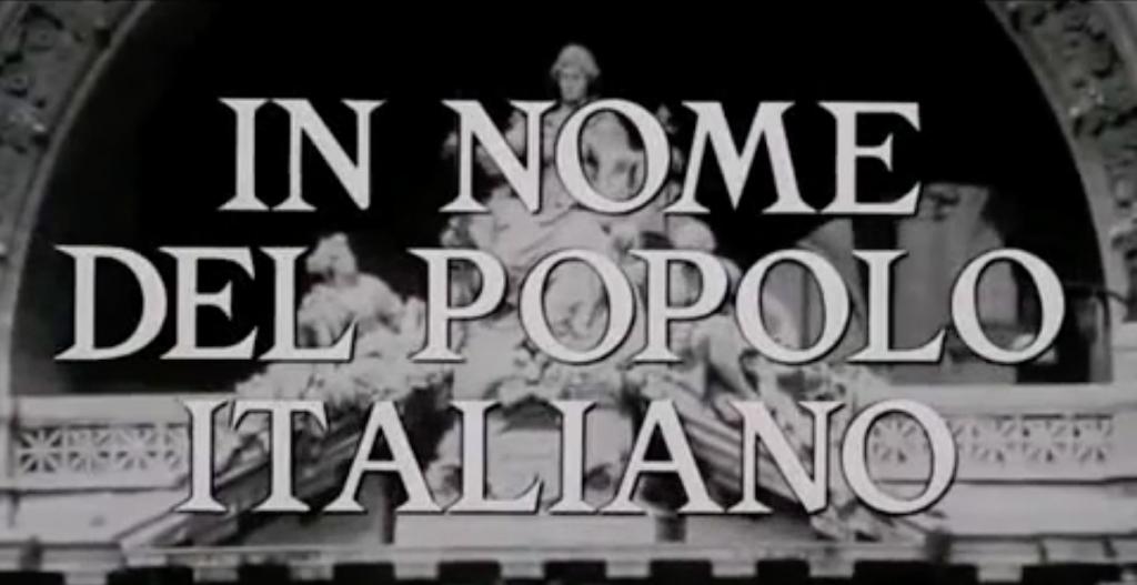 In nome del popolo italiano, di Dino Risi, 1971