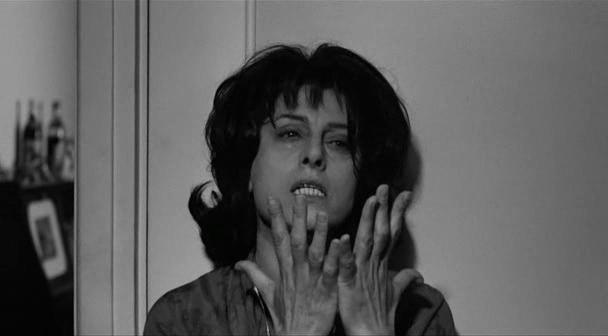 Anna Magnani in <em>Mamma Roma</em> di Pier Paolo Pasolini, 1962