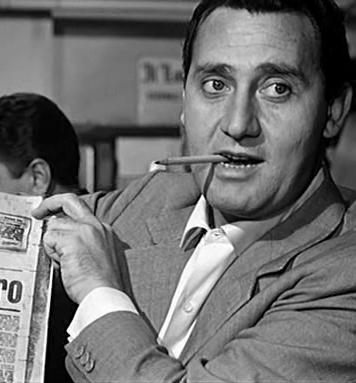 Alberto Sordi-Giornalismo-Homo Sum