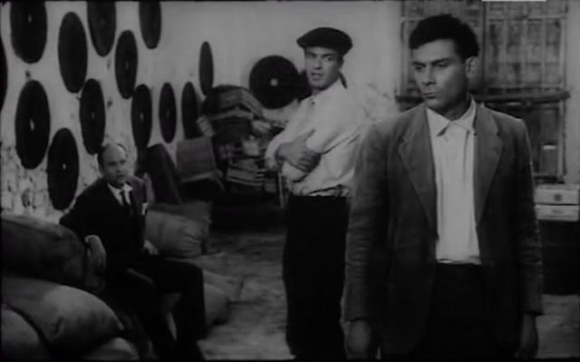 """""""Un uomo da bruciare"""" di Valentino Orsini, Paolo e Vittorio Taviani, 1962"""