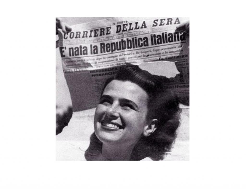 Commemorare il 2 giugno 1946 è fondamentale, sia per la Repubblica che per la Democrazia. Parola allo storico - Homo Sum